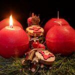 Отброяваме дните до Коледа с коледен венец и адвент календар