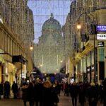 335 млн. евро харчат виенчани за коледни подаръци