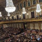 Златно представяне на Софийската филхармония начело с маестро Найден Тодоров в Музикферайн