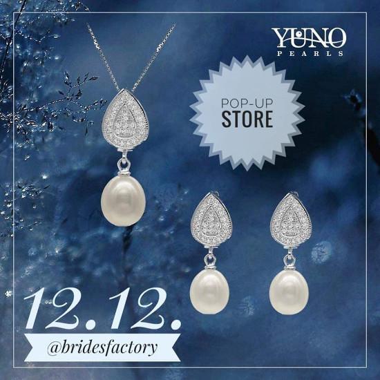 bride's factory, YUNO Pearls