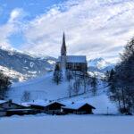 Тирол – сняг, докъдето ви стига погледът (галерия)