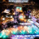 Ледената пързалка пред Ратхауз чества своя 25-годишен юбилей