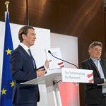 За първи път в своята история Австрия ще бъде управлявана от коалиция на консерватори и зелени