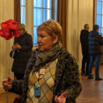 Екскурзоводката Диана Пиперова ни разкри красотата на Виенската опера