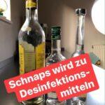 Форарлберг: Да превърнем ракията в дезинфектант!