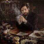 Новият филм за Фройд представя психолога в необичайна роля на следовател на мистериозно убийство