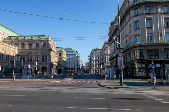 Виена: Пълна забрана за автомобили в идеалния център?