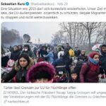Австрия е категорична, че няма да допусне нелегални мигранти на територията си