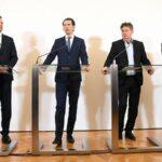 Австрия в борба с  коронавируса