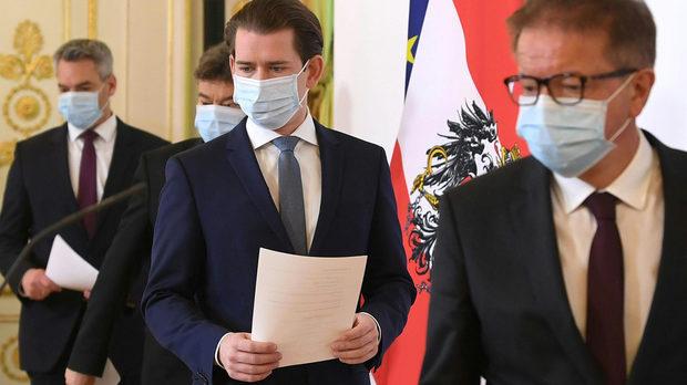 Австрийските политици даряват по една заплата за благотворителност в борбата с Covid-19