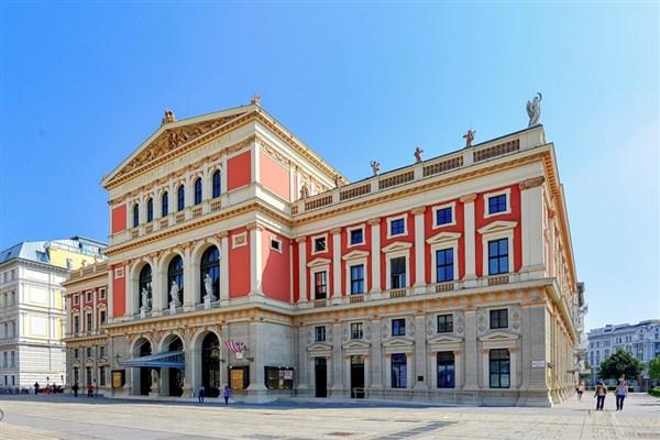 Музикферайн, Виена