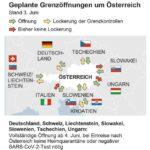 Австрия отваря границите със съседните си държави с изключение на Италия (обновена)