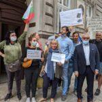 Българи от Виена подкрепиха исканията за оставка на премиера Борисов  и главния прокурор Гешев