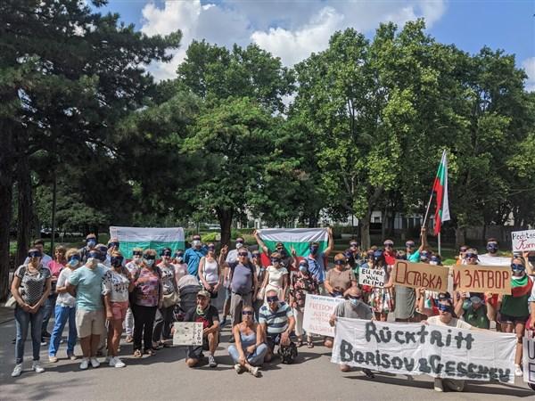 Протестиращите в Австрия българи ще връчат официална петиция на представител на ЕК