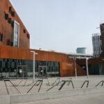 Виенският икономически университет като архитектурна забележителност