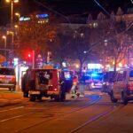 Терористична атака във Виена. Убитият нападател е бил симпатизант на Ислямска държава