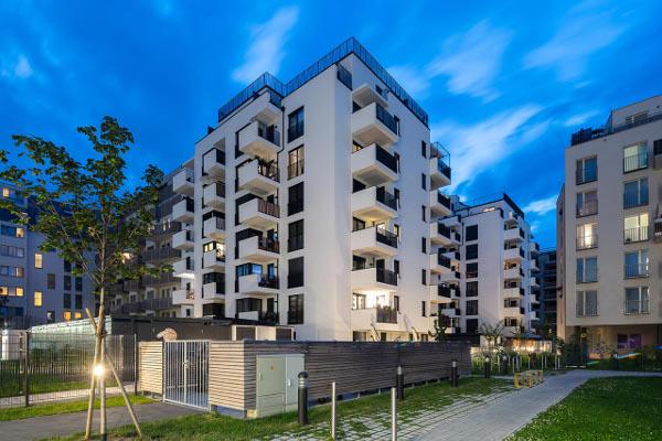 жилищен комплекс във Виена, 2200