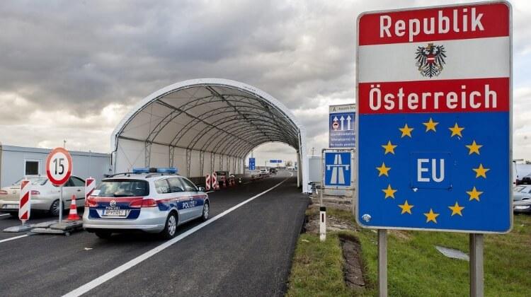 Промяна в изискването за антигенен тест при влизане в Австрия